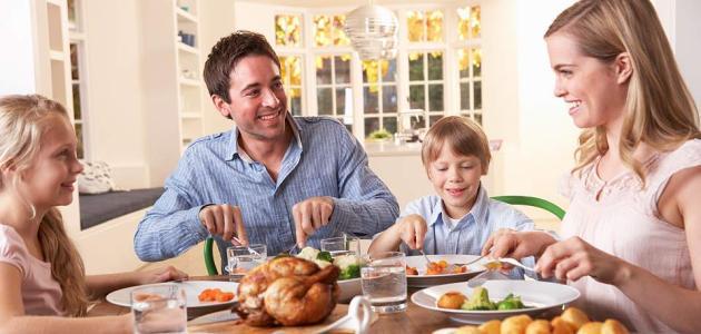 Koliko je važan obiteljski objed?