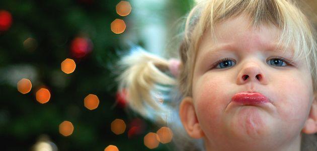 Ponašanje djece za blagdane