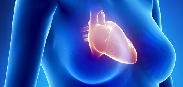 Bolesti srca kod žena