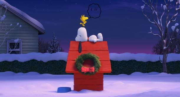 Snoopy i Charlie Brown