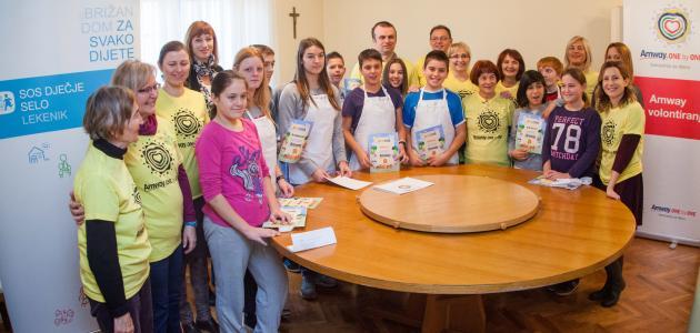 Treći Amwayev dan volontiranja