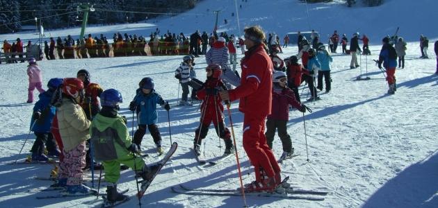 Prvi put na skijama