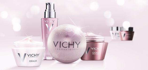 Darujemo Vichy Idealia pakete