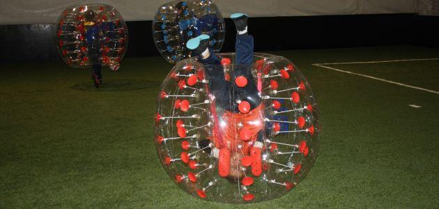Upoznajte Bubble football