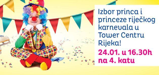 Izbor za princa i princeze Riječkog karnevala