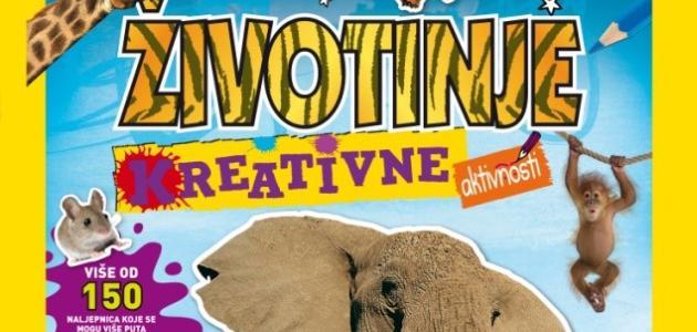 Životinje – kreativne aktivnosti