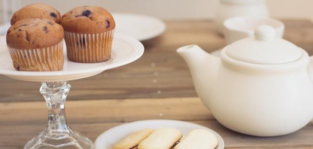 Muffin od jabuka i grožđica
