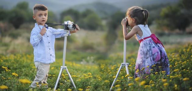 Razvoj djece kroz oponašanje