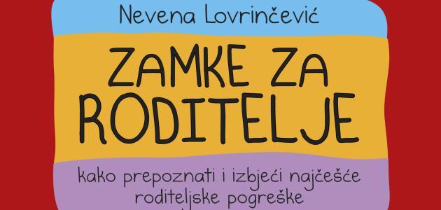 Dobitnica knjige Zamke za roditelje