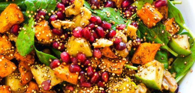 Salata od quinoe pogodna za skidanje kilograma