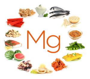 Spring magnezij hrana