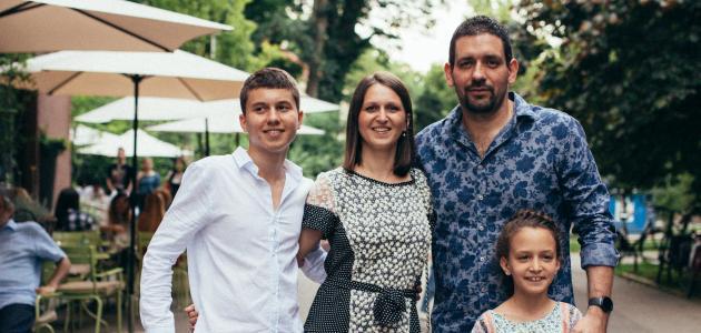 Mihaela Devescovi vjerna zdravoj prehrani kojom hrani cijelu obitelj