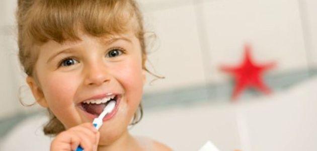 Rano djetinstvo i prvi posjeti stomatologu