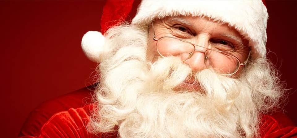 Djed Mraz djedica koji čeka pisma s vašim željama