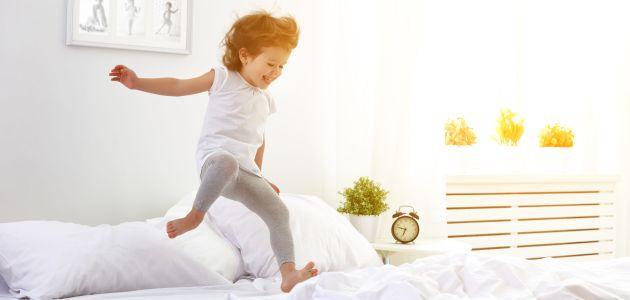 Jutaranje buđenje djeteta – mirno i sretno jutro