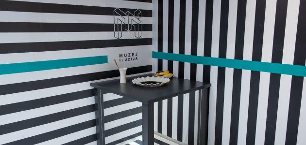 Nove prostorije muzeja iluzija
