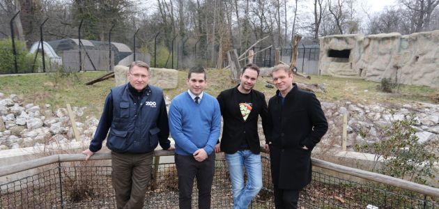 ZG Zoo: Suradnja s udrugom Mozemo zajedno