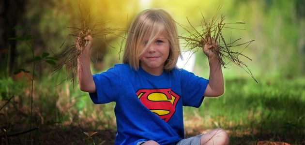 Djeca i njihovi super heroji