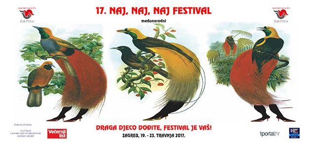 17. međunarodni Naj, naj, naj festival