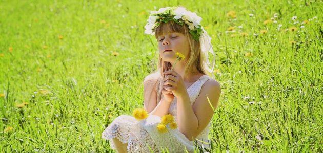 Djeca i proljeće