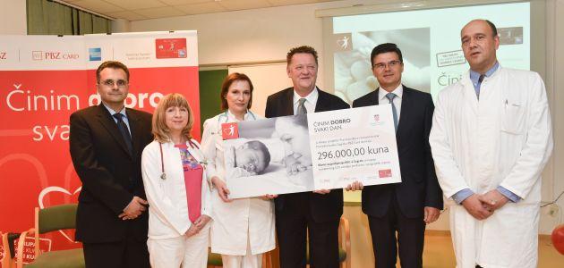 Donacija Kliničkom bolničkom centru Zagreb