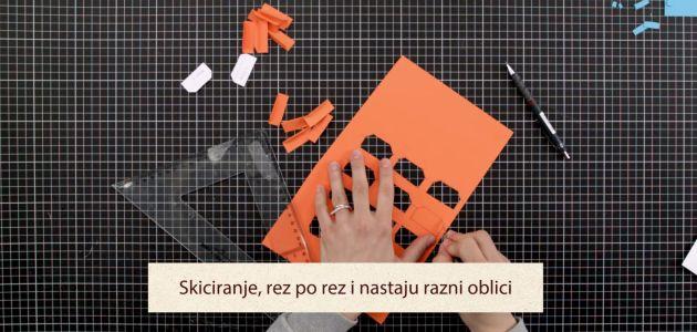 Papercut tehnika – umjetnost rezanja papira koja će vas oduševiti