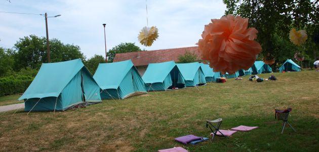 Dječji ljetnji kamp KUL Hlebine 2017.