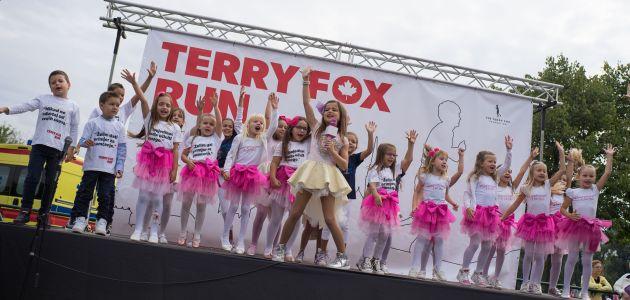Punoljetno izdanje Terry Fox Runa okupilo 6 000 sudionika