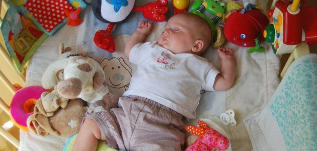 Zašto se dijete trza u snu