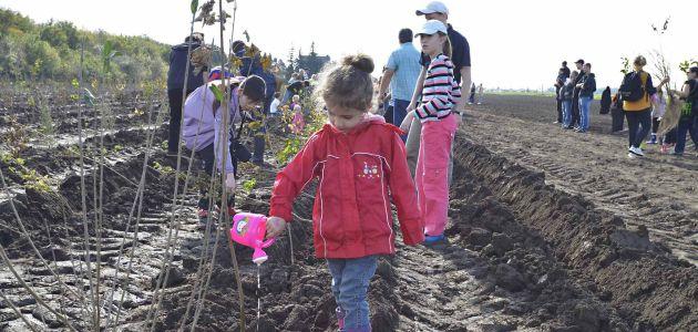 Briga o okolišu uči se od malih nogu