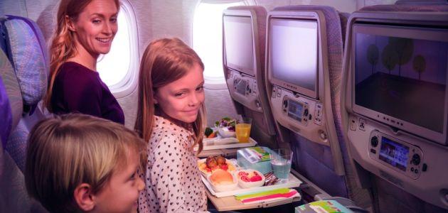 Otkrijte tajnu kako držati djecu okupiranima na letu