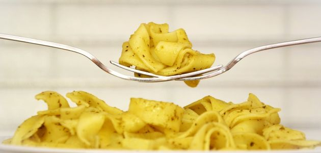 Savršeno je vrijeme za tjesteninu s umakom od bundeve