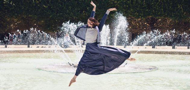 Haljine kao iz ormara jedne balerine Marie – Agnes Gilot & Petit Bateau