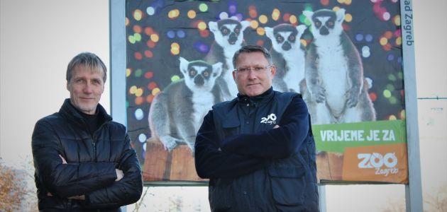 Lemuri – zvijezde s plakata Zoološkog vrta grada Zagreba