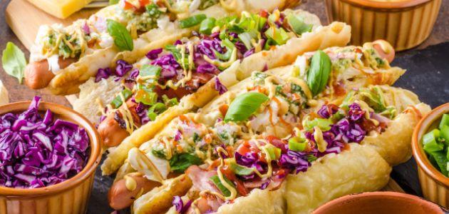 Najfiniji Hot dog Polidog Cheesy