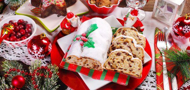 Stollen kruh koji donosi mirisne blagdane