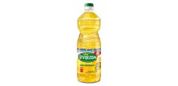 Nova etiketa Zvijezdinog suncokretovog ulja