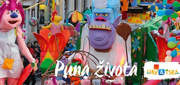 Mjesec dana lude vožnje zvane Riječki karneval