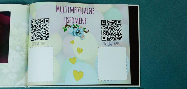 Multimedijalne personalizirane knjige za djecu s dodatkom videa