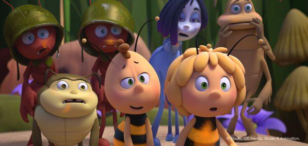 Pčelica Maja: Medene igre novi crtić koji smo čekali