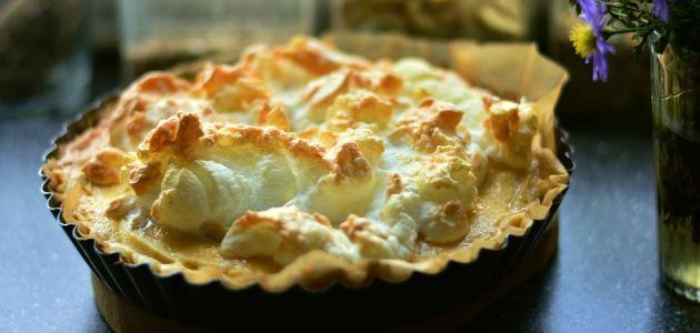 Mini tartovi s jabukama i vrhnjem