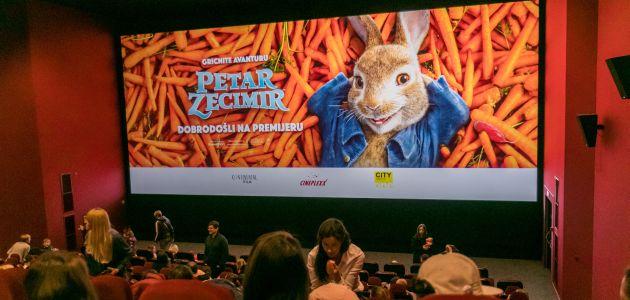"Premijere filma ""Petar Zecimir"""