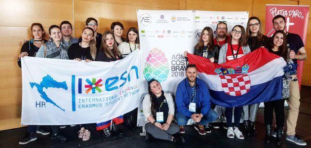 Hrvatski studenti volonteri odnijeli 4 nagrade iz Španjolske