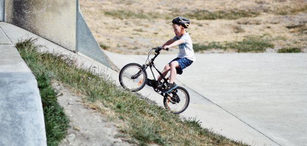 Vikend škola biciklizma na Bundeku