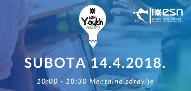 ESN Youth Academy u Zagrebu