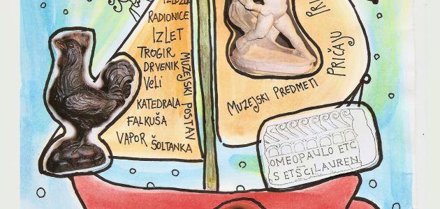 Otvaranje EDUKATIVNE ZONE u Muzeju grada Trogira