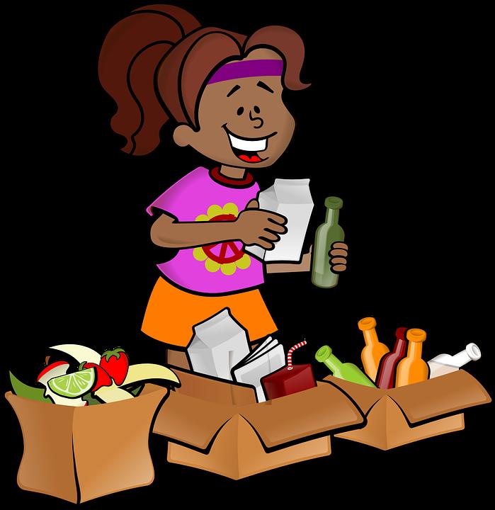 reciklaža djeca