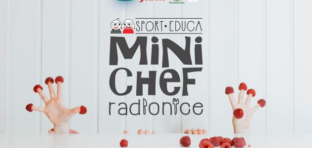 Radionica Mini Chef: neka vaše dijete uživa kuhajući