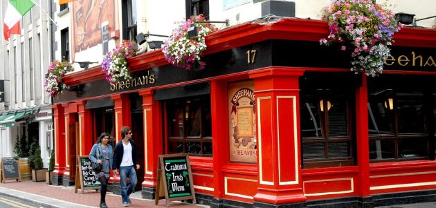 Ljeto u Irskoj: naučite ili osvježite engleski u Dublinu