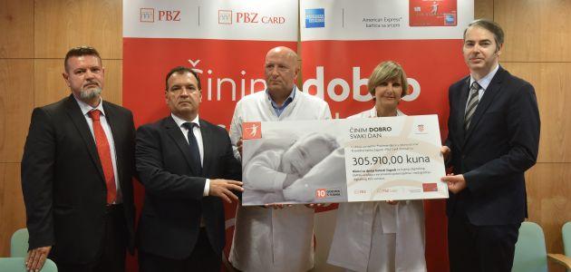 Klinika za dječje bolesti Zagreb dobila donaciju